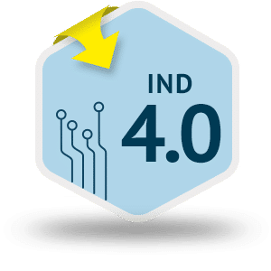 Industry 4.0 Icon